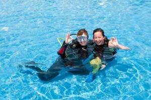 Lady Divers